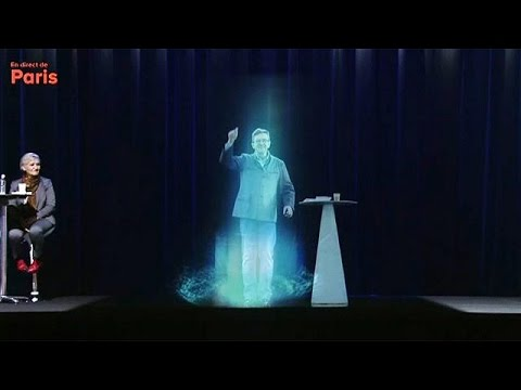 Arab Today, arab today hologram technology gives a modern twist