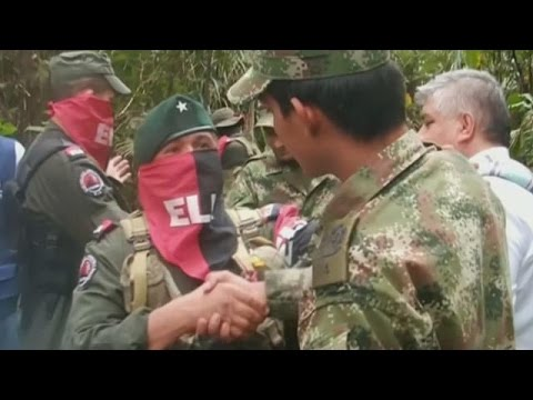Arab Today, arab today can colombias last rebel group find peace