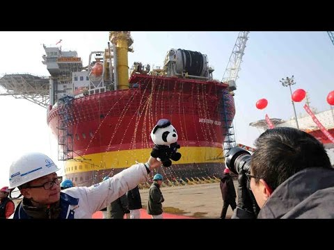 Arab Today, arab today china builds 30000ton oil bucket