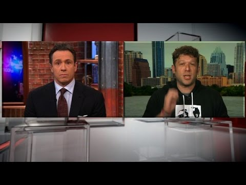 filmmaker cnn panel spar
