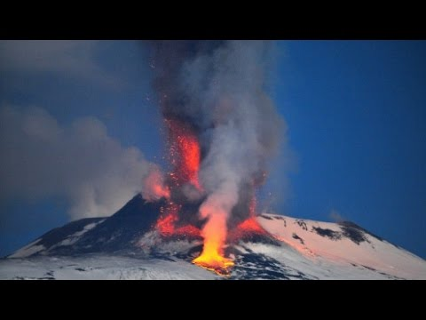 Arab Today, arab today takes users inside volcano