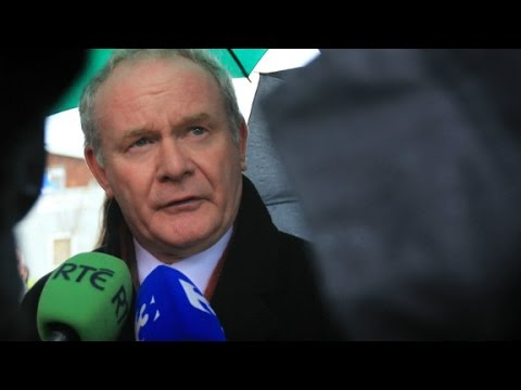 Arab Today, arab today martin mcguinness
