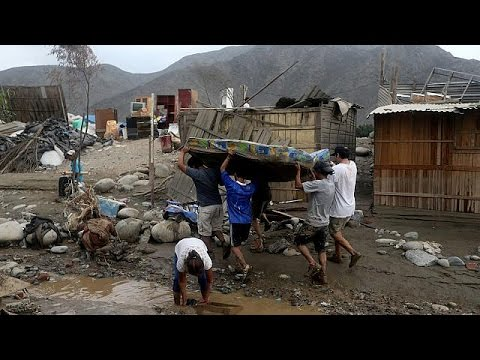 Arab Today, arab today deadly downpour leaves thousands homeless