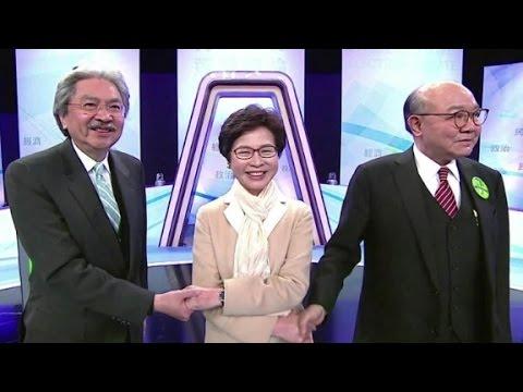 Arab Today, arab today the hong kong chief executive race