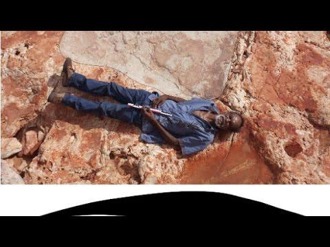 Arab Today, arab today dinosaur footprint found