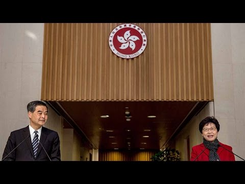Arab Today, arab today meets with hk ceelect carrie lam