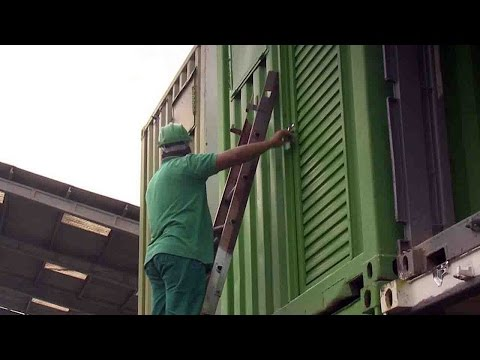Arab Today, arab today used chinese shipping containers turned