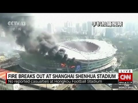 Arab Today, arab today shanghai shenhuas stadium