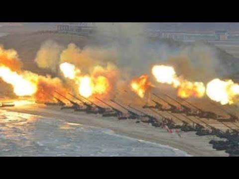 Arab Today, arab today dprk conducts massive firing drills