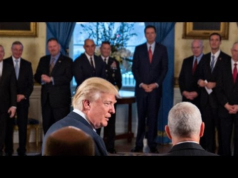Arab Today, arab today comey tried to blend in with white house curtains
