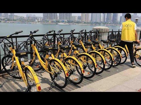 Arab Today, arab today chinas bikesharing schemes