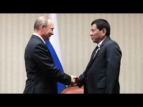 Arab Today, arab today duterte to meet his 'idol' putin in moscow