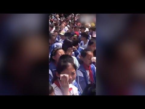 filial piety speech leaves 4000 kids in tears