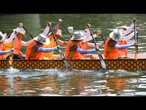 Arab Today, arab today dragon boat festival celebrations begin