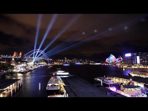 Arab Today, arab today the lights for world's largest vivid light festival