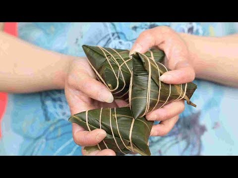 Arab Today, arab today show how to wrap perfect zongzi