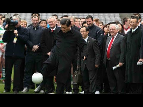 Arab Today, arab today china sets sights on world cup hosting