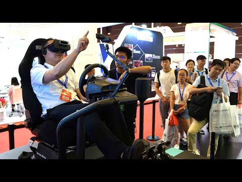 Arab Today, arab today new tech wows crowds at china internet conference