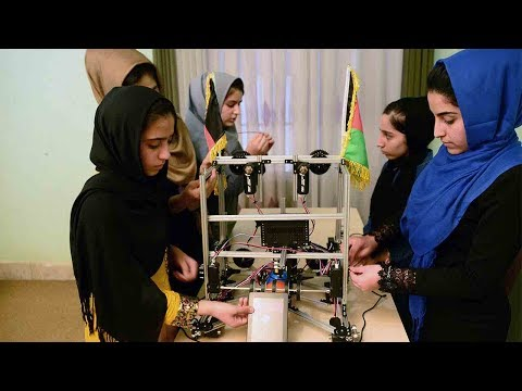 Arab Today, arab today afghan girls beat visa issue to compete