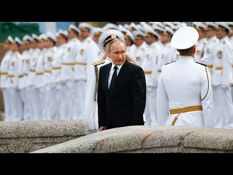 Arab Today, arab today russia holds naval parade to celebrate navy day