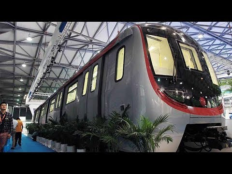 Arab Today, arab today crrc signs 400mln contract of unmanned trains