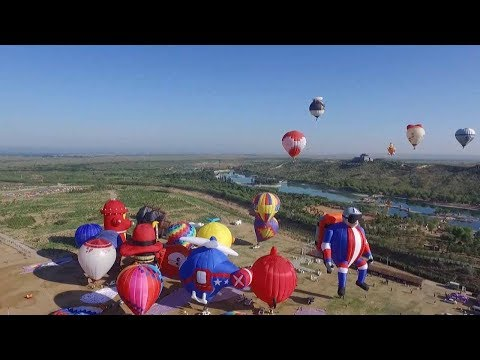 Arab Today, arab today hot air balloon festival blows to a close
