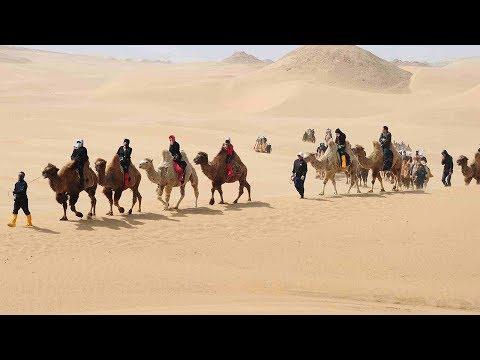 Arab Today, arab today 'kubuqi' dance drama meets beijing