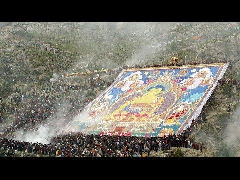 Arab Today, arab today lhasa begins shoton festival