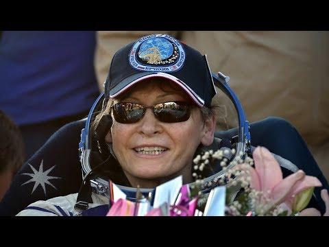 Arab Today, arab today recordbreaking nasa astronaut
