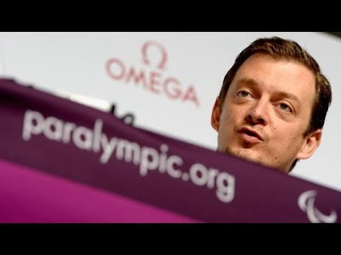 as international paralympic committees new president