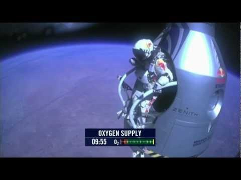 Arab Today, arab today felix baumgartner space jump world record 2012