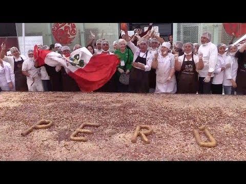 peruvian pastry chefs make worlds