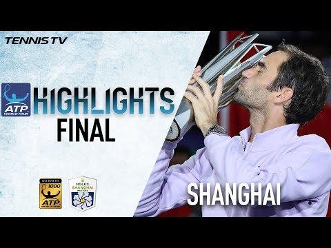 highlights federer defeats nadal