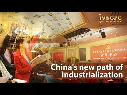 thoughts on china's new path of