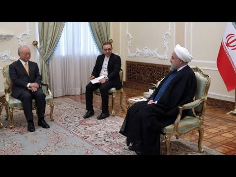 iaea iran implementing all commitments