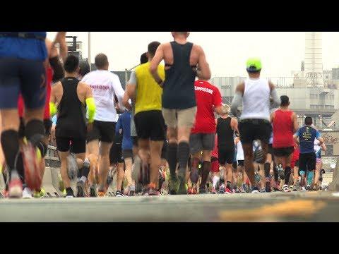 new york marathon showcases citys resilience