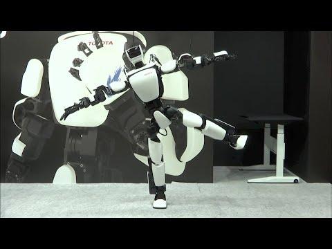 the latest robot technology
