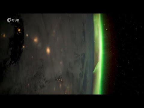 astronauts timelapse shows