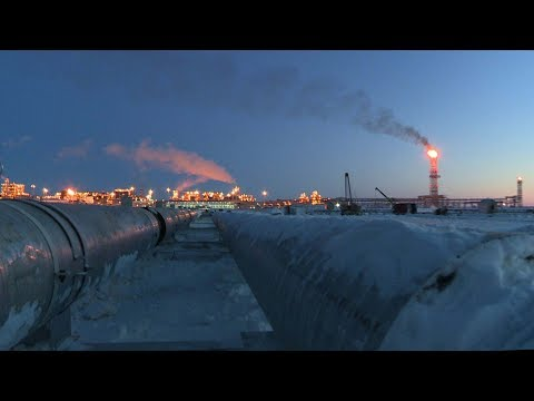 demand for natural gas surges