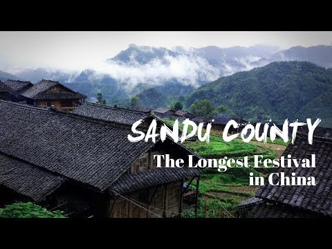 the longest festival in china