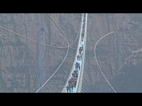 worlds longest glassbottom bridge