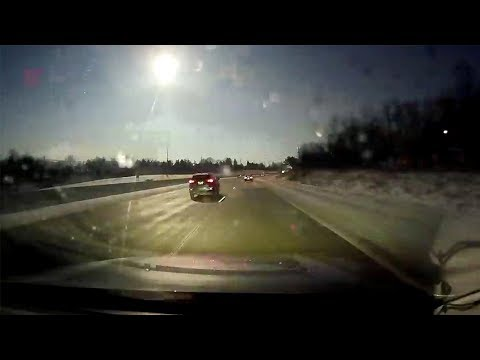 suspected meteor lights up southern michigan sky