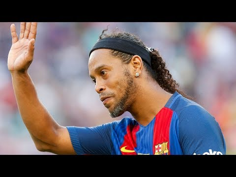 farewell ronaldinho officially retires