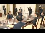 dprk and rok agree on joint entrance