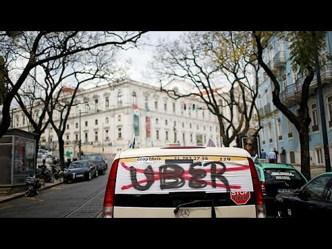 lisbon is a nogo taxis on a goslow
