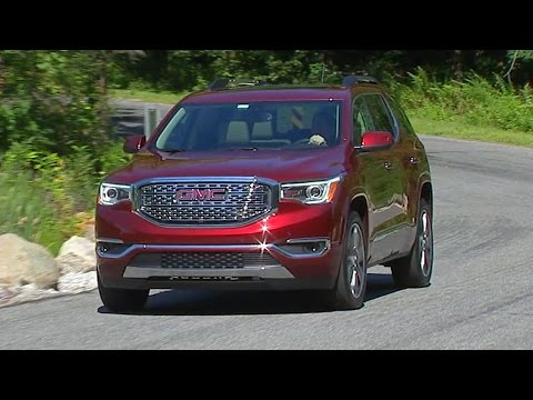 2017 gmc acadia the car that never forgets