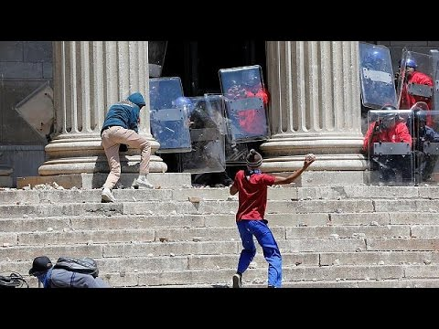 Arab Today, arab today higher education crisis in south africa as protests and violence grow