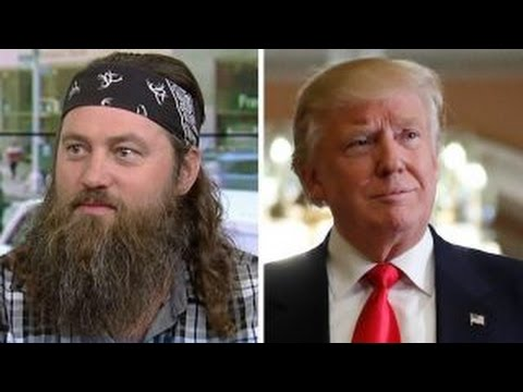 Arab Today, arab today duck dynasty star willie robertson on trumps victory