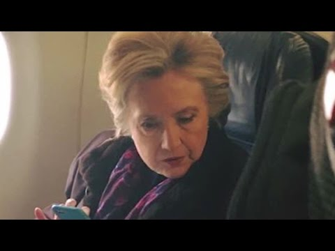Arab Today, arab today clinton airplane photo goes viral