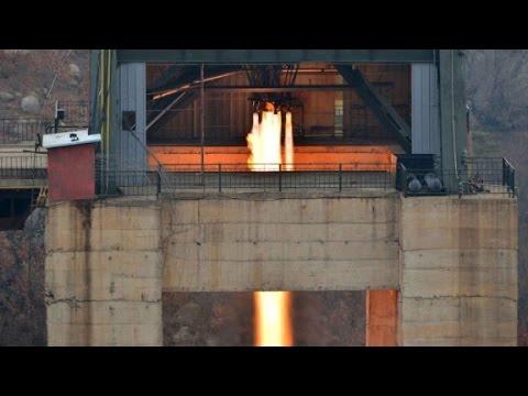 Arab Today, arab today celebrates rocket engine test